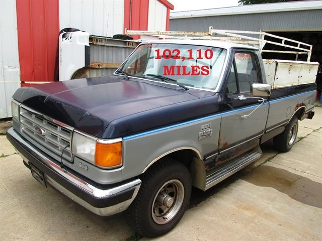 1988 Ford F-150 $1000