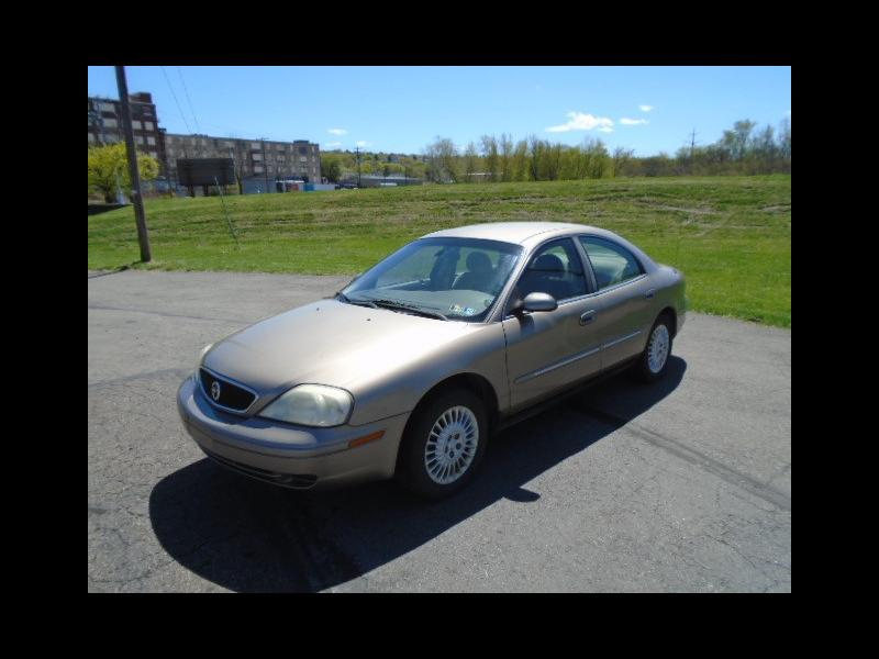 2002 Mercury Sable $1000