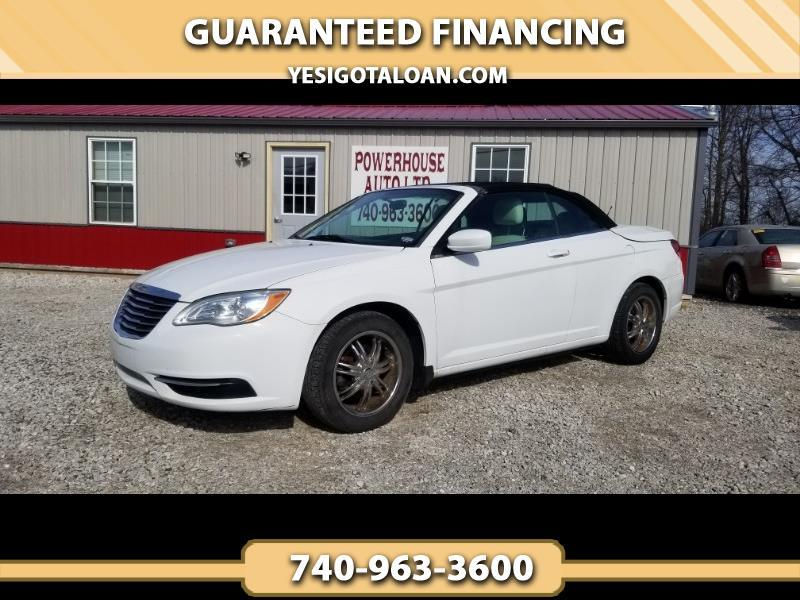 2012 Chrysler 200 $499
