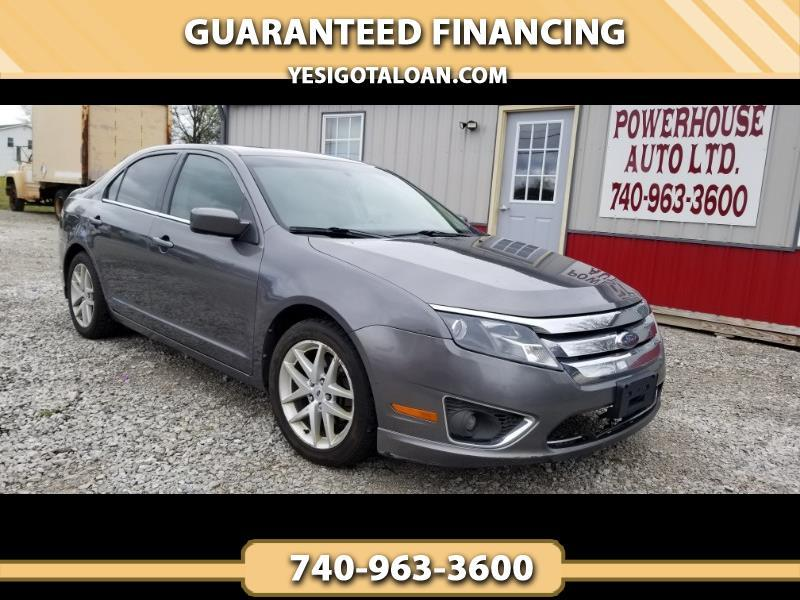 2010 Ford Fusion $499