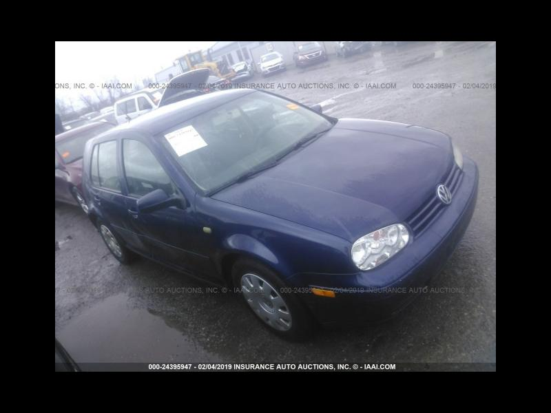 2004 Volkswagen Golf $950