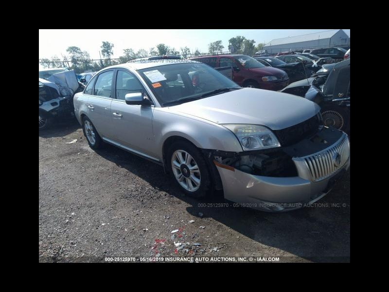 2008 Mercury Sable $795