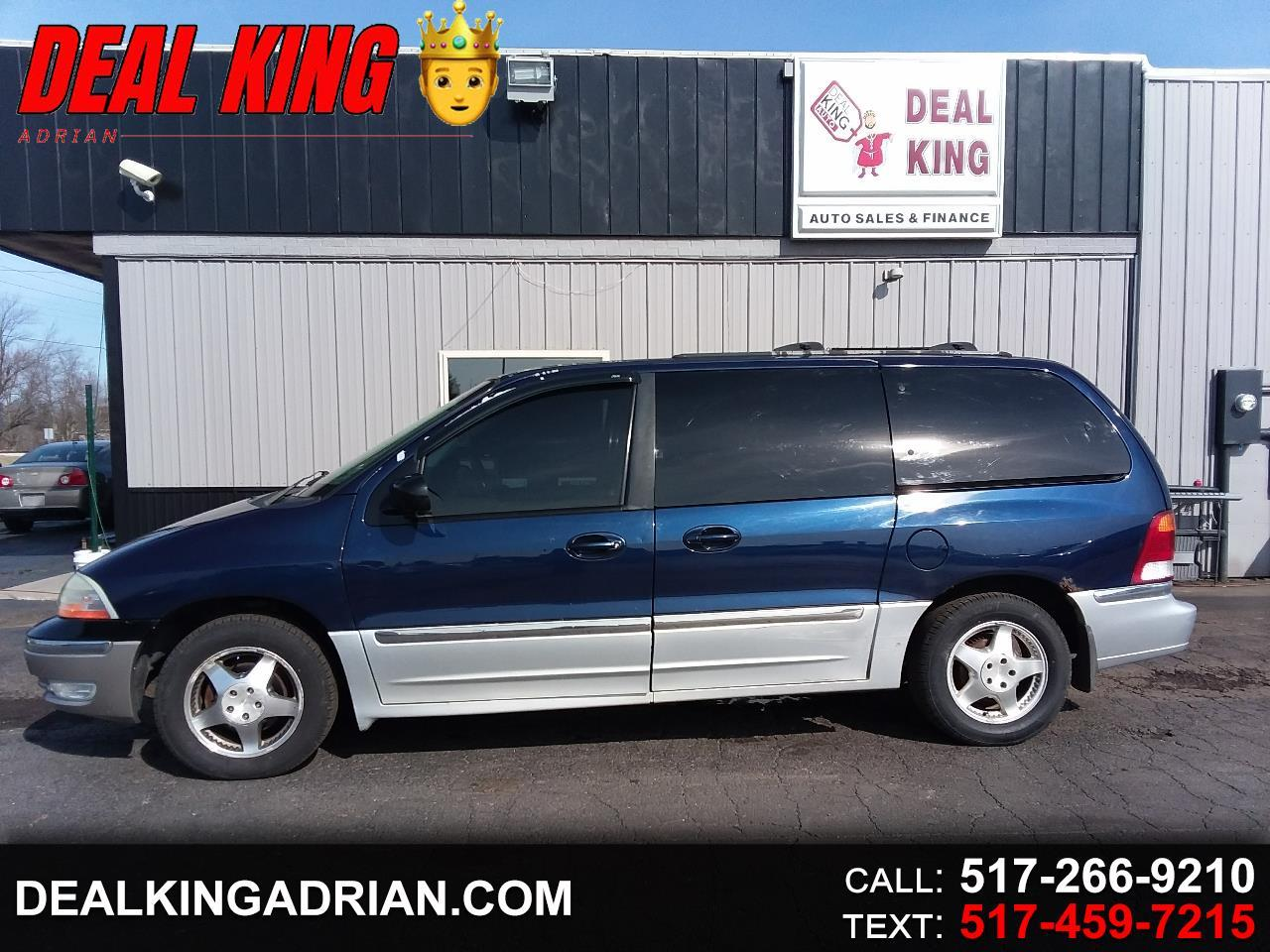 1999 Ford Windstar $795