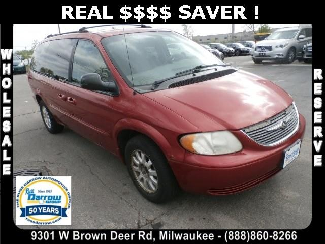 2002 Chrysler Town & Country $999