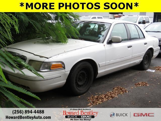 2001 Ford Crown Victoria $1009