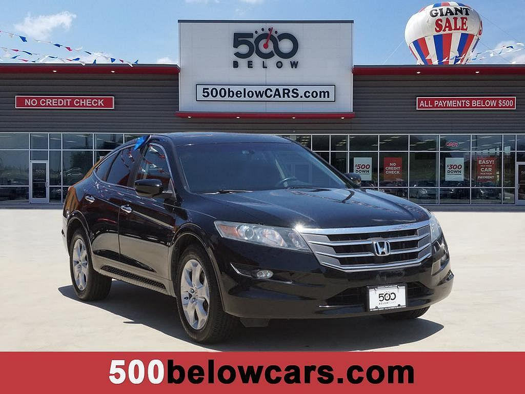 2011 Honda Accord Crosstour $500