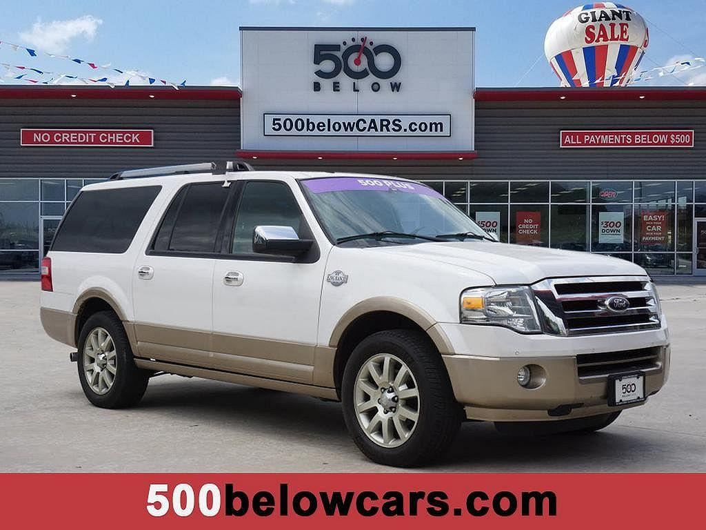 2013 Ford Expedition EL $600