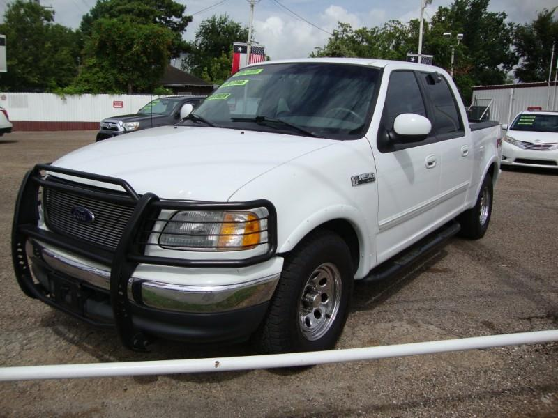 2001 Ford F-150 $995