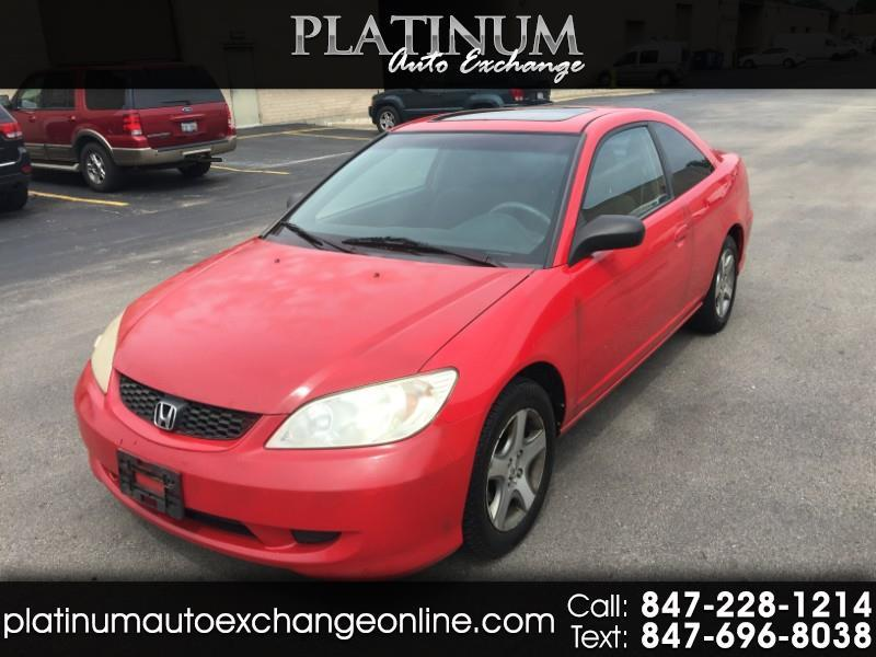 2005 Honda Civic $1080