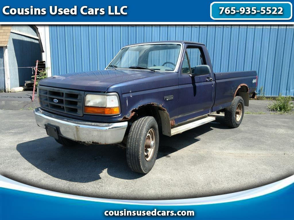 1995 Ford F-250 $1200