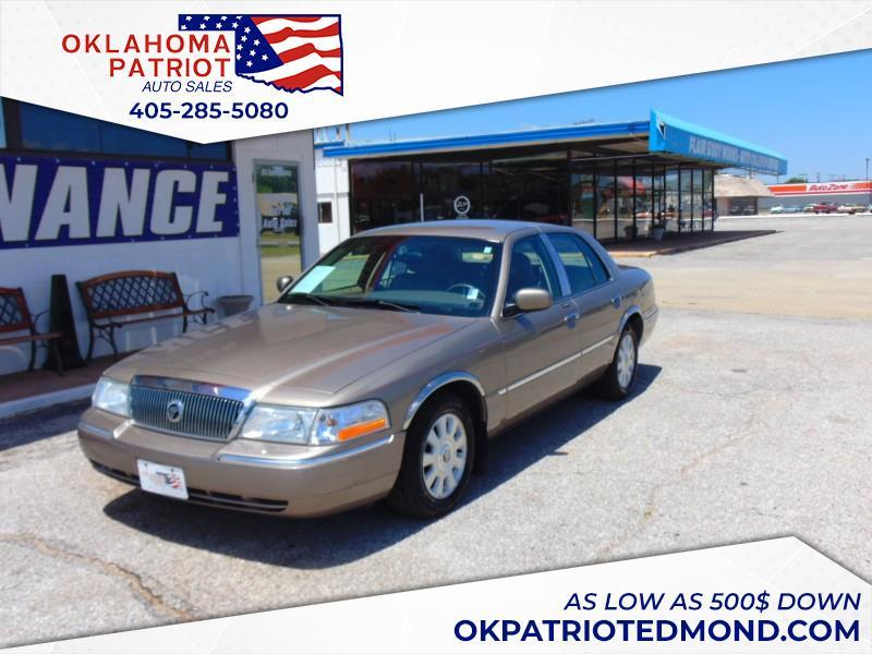2004 Mercury Grand Marquis $500