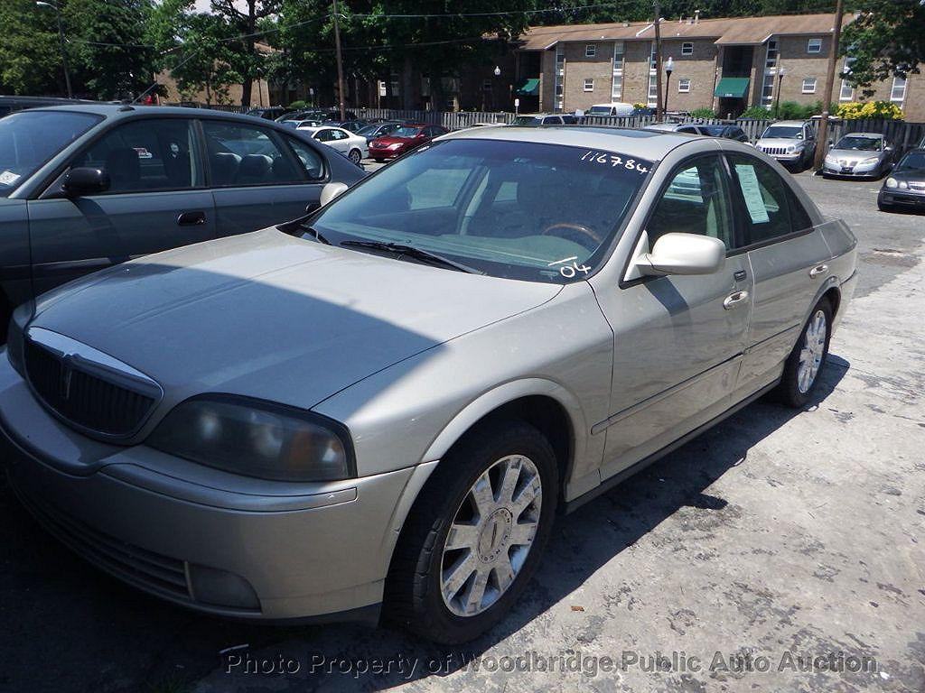 2004 Lincoln LS $1200