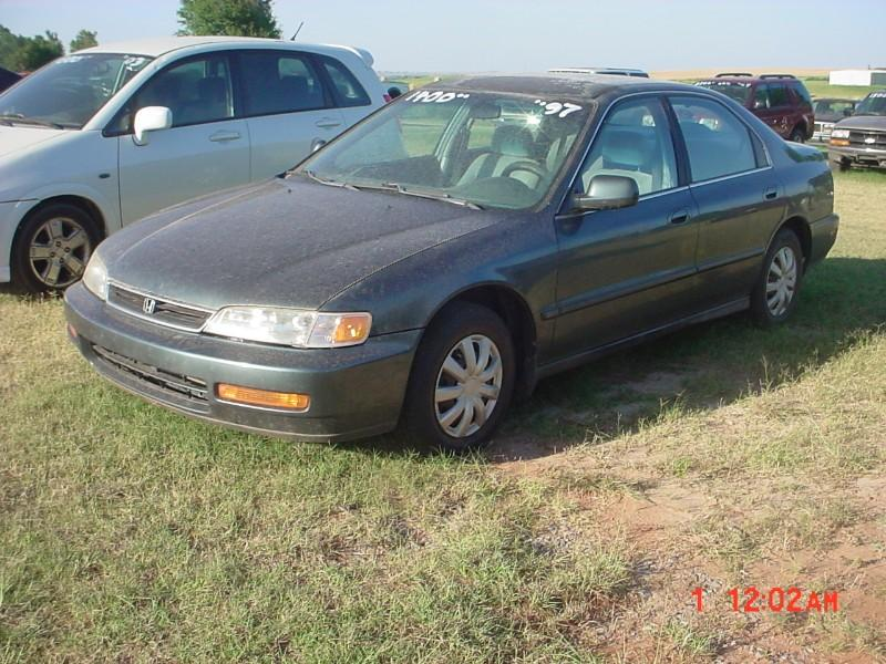 1997 Honda Accord $1400