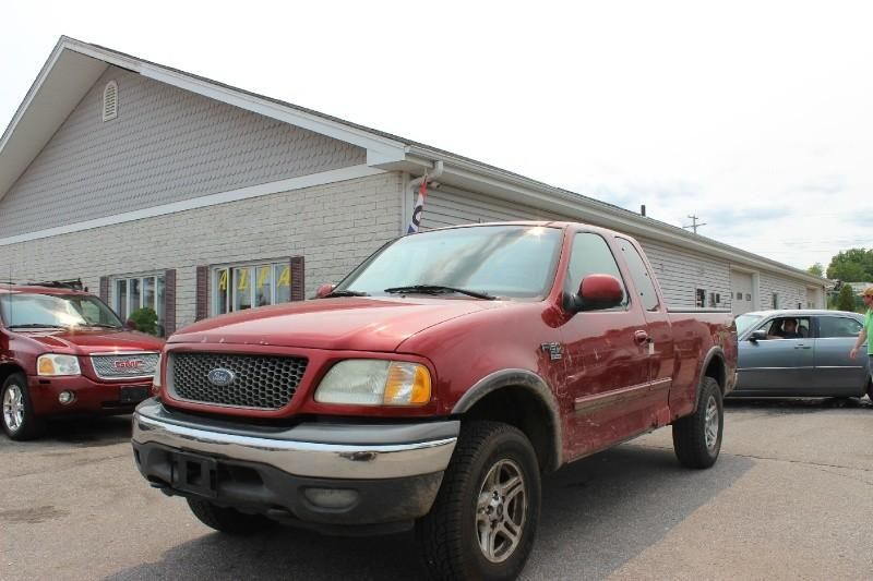 2002 Ford F-150 $1249