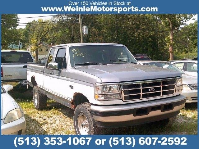 1995 Ford F-150 $1295