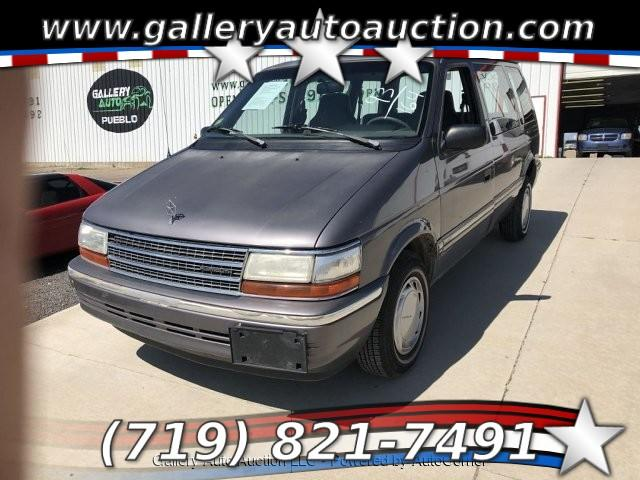 1993 Plymouth Voyager $1250