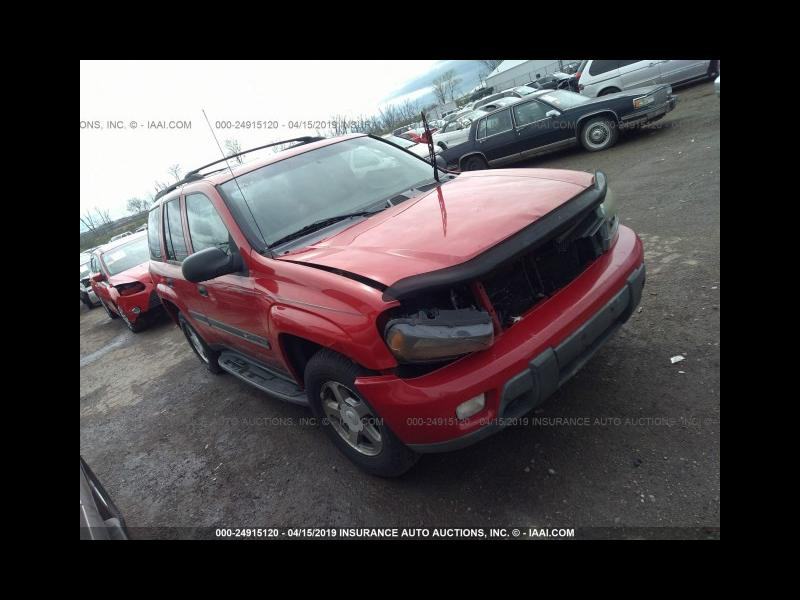 2002 Chevrolet TrailBlazer $1250