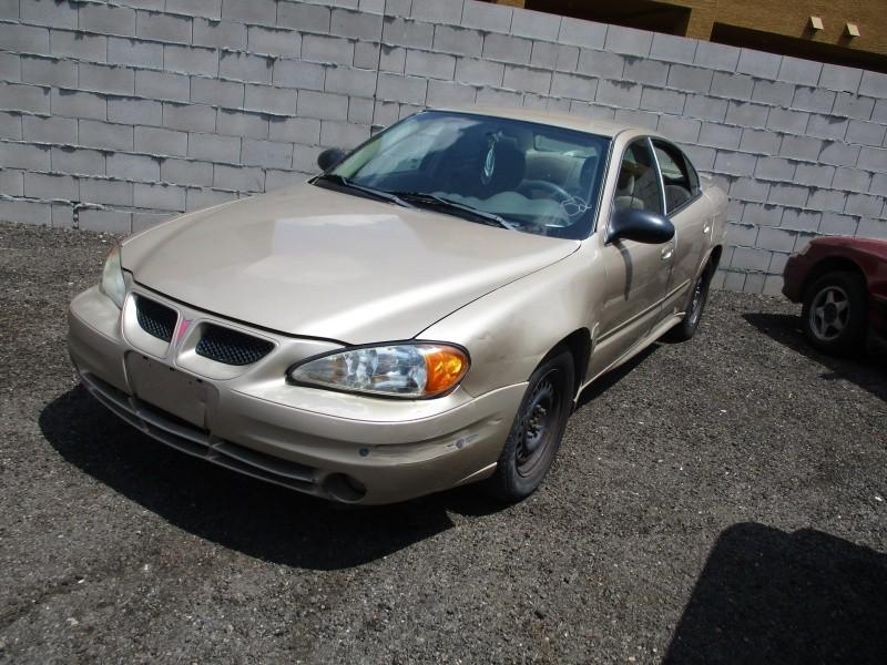 2004 Pontiac Grand Am $600