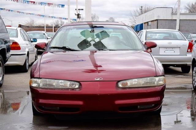 2002 Oldsmobile Intrigue $1400