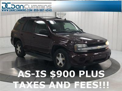 2006 Chevrolet TrailBlazer $900