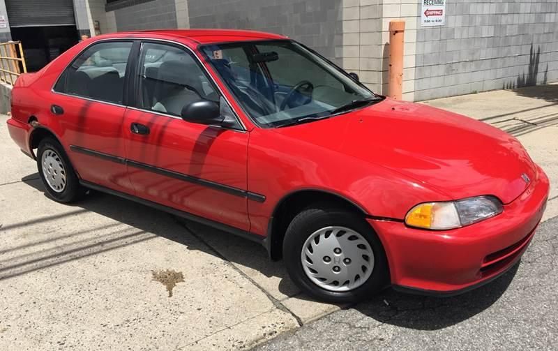 1993 Honda Civic $997