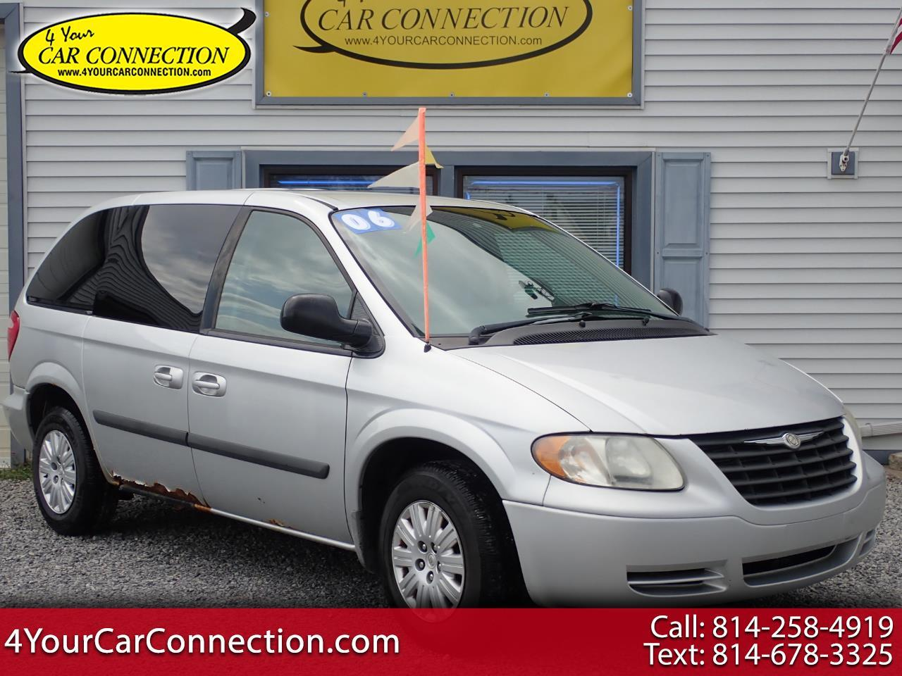 2006 Chrysler Town & Country $795