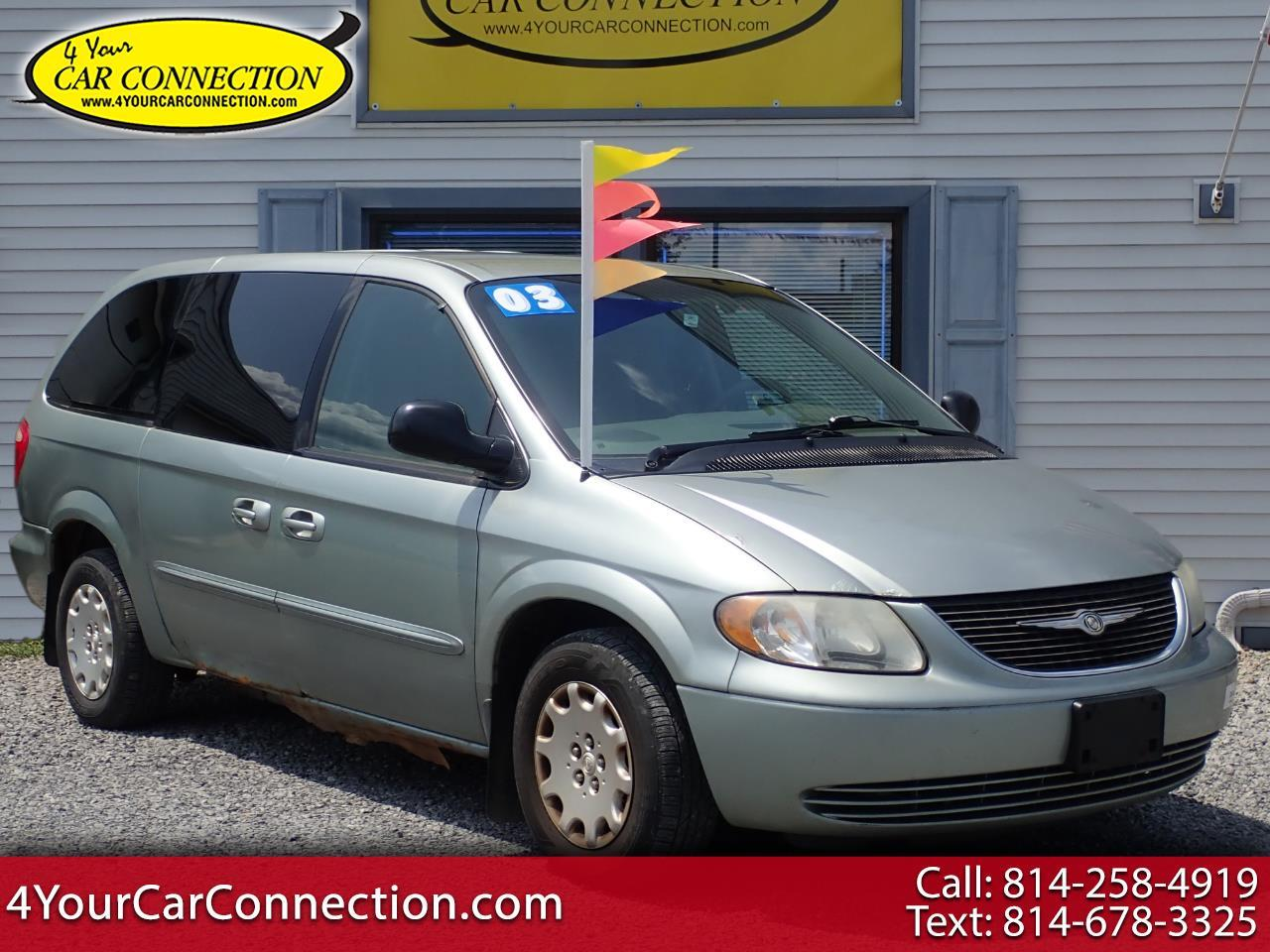 2003 Chrysler Town & Country $995