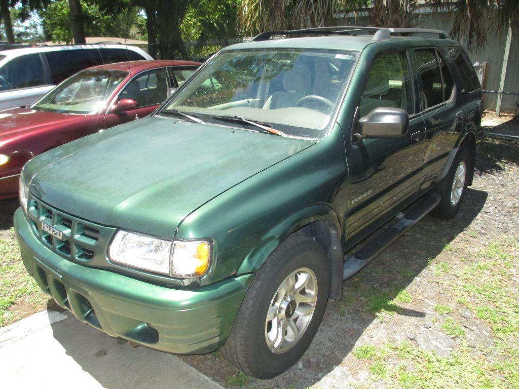 2002 Isuzu Rodeo $750