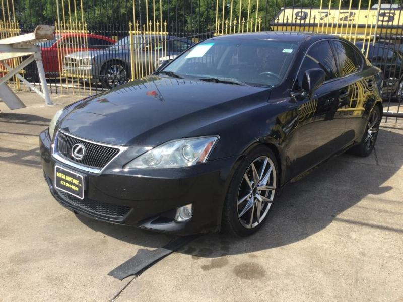 2007 Lexus IS $1025