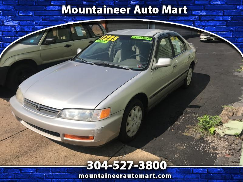 1996 Honda Accord $1235