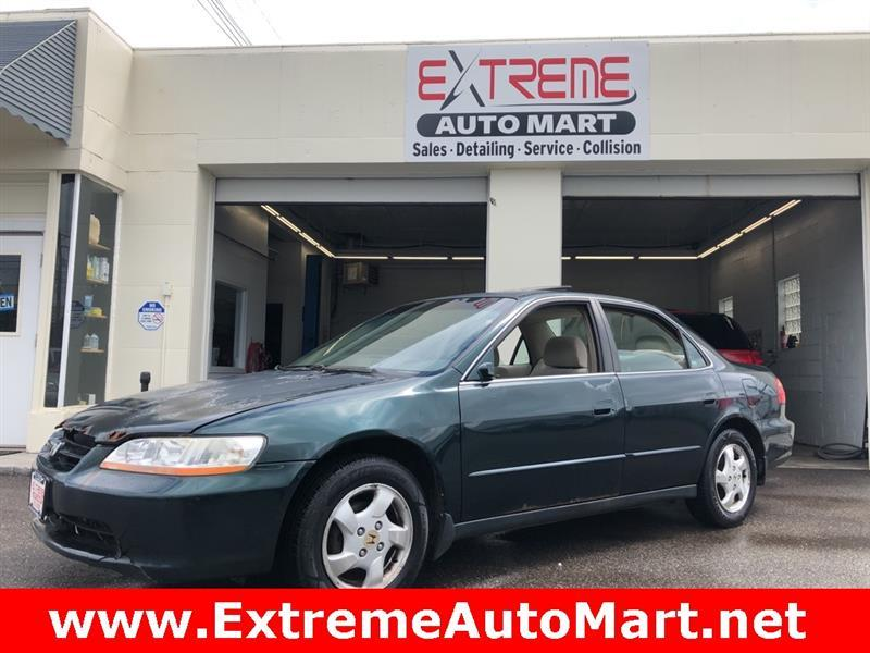 2000 Honda Accord $985