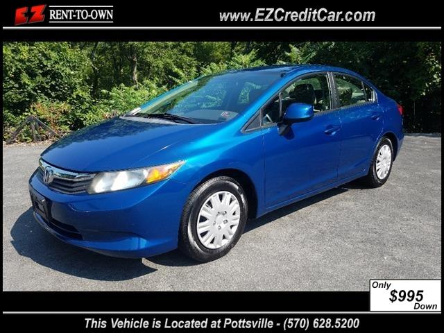 2012 Honda Civic $995