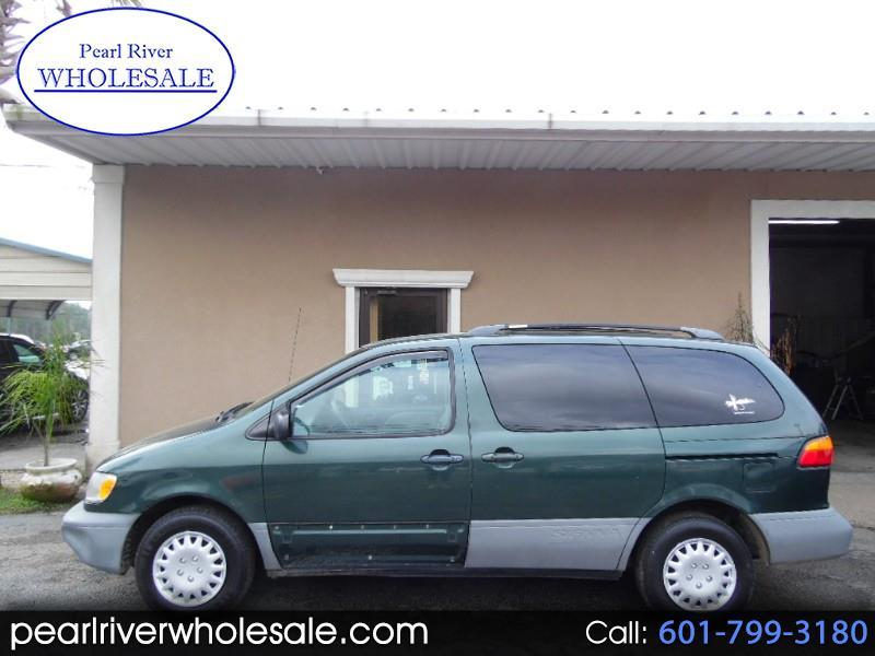 Pearl River Wholesale >> 2000 Toyota Sienna 1400 For Sale 1400