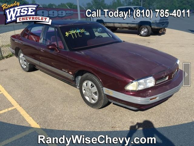 1992 Oldsmobile Eighty Eight $995