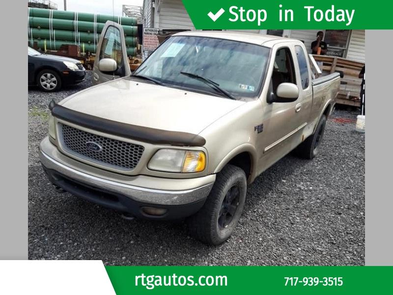 1999 Ford F-150 $1400