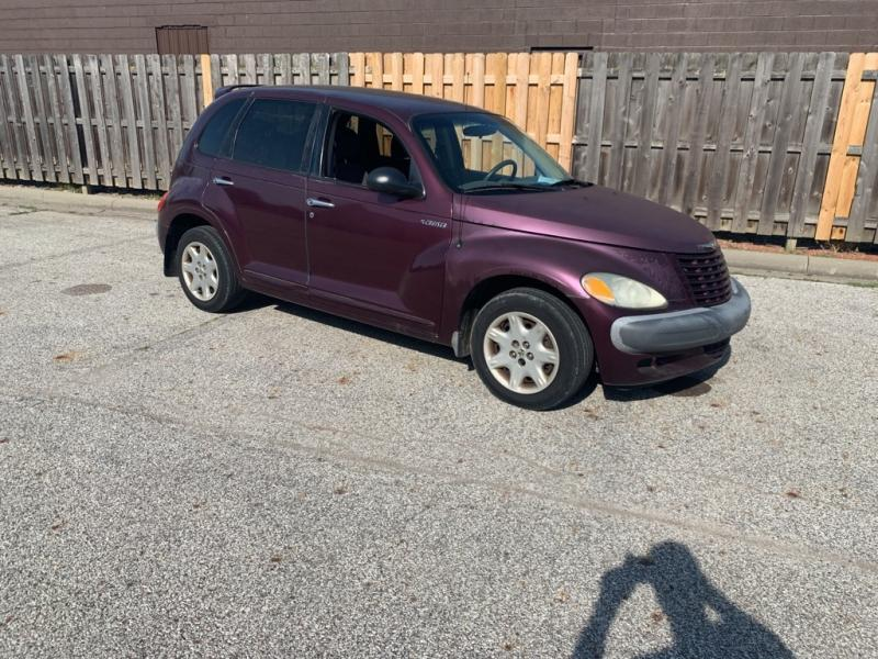 2001 Chrysler PT Cruiser $1250
