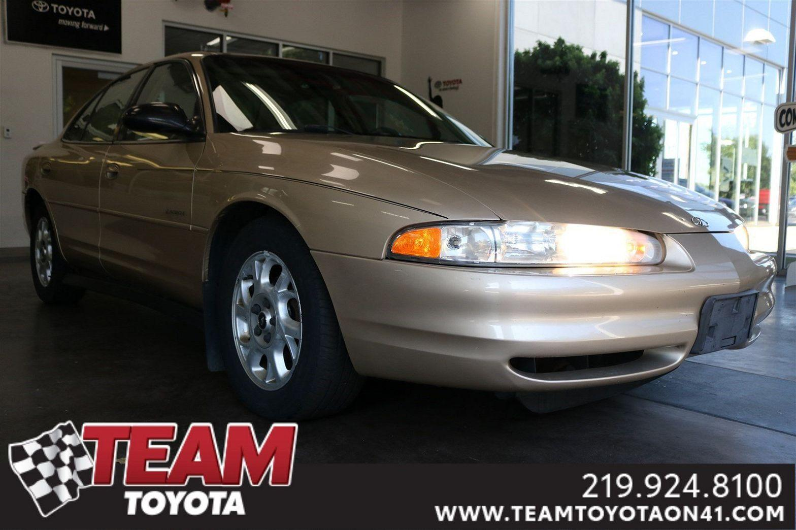 2001 Oldsmobile Intrigue $1377