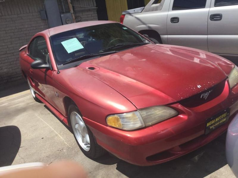 1996 Ford Mustang $750
