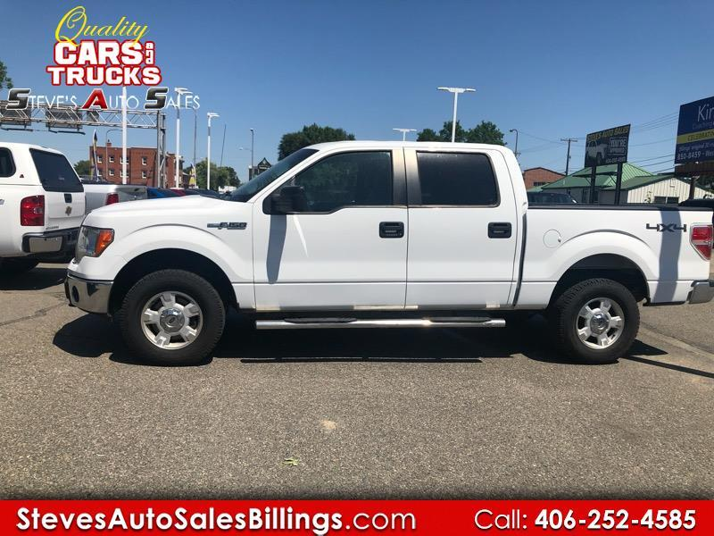 2013 Ford F-150 $1000