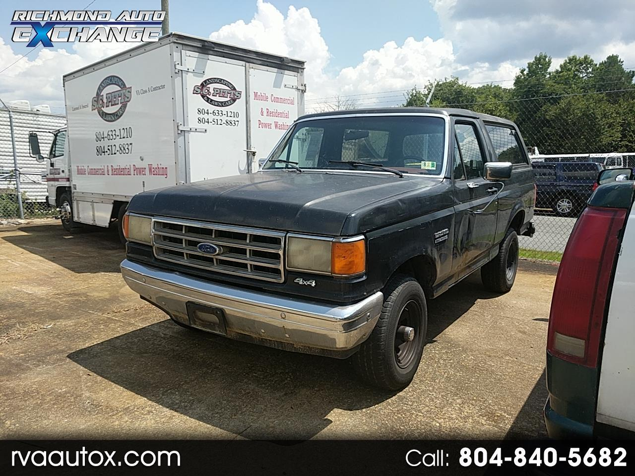 1988 Ford Bronco $1250