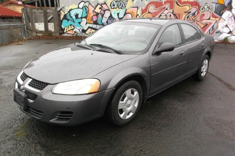 2003 Chrysler Sebring LX Plus