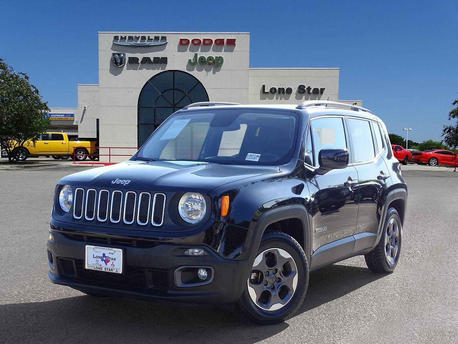 2015 Jeep Renegade $1296