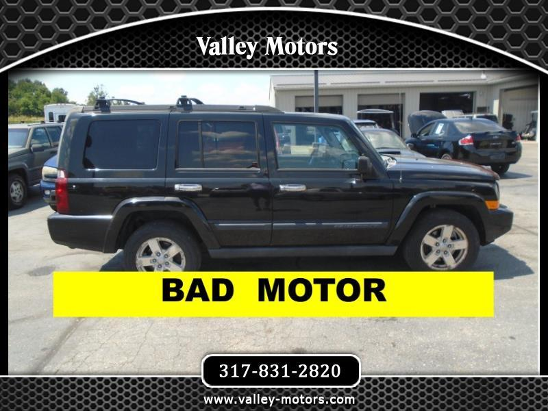 2006 Jeep Commander $995