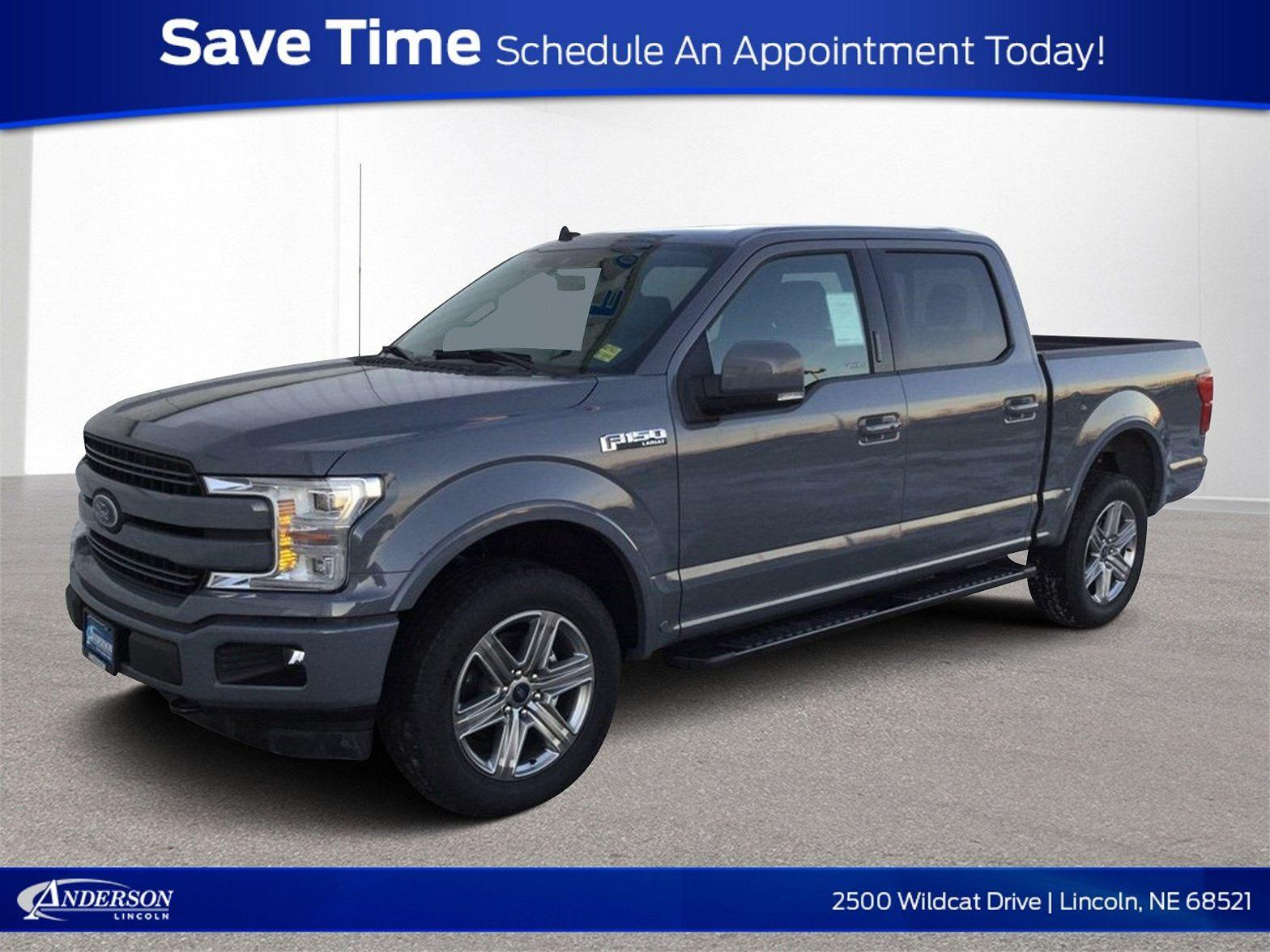 2019 Ford F-150 $56845