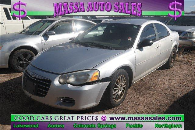 2004 Chrysler Sebring $1295