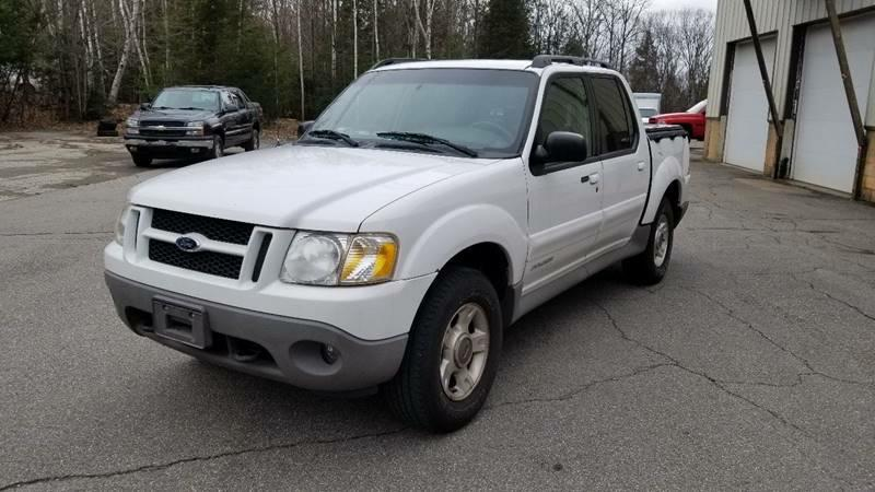 2001 Ford Explorer Sport Trac $900