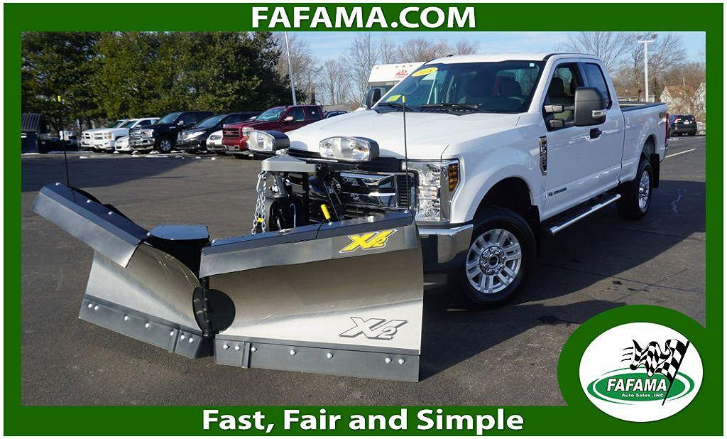 2018 Ford F-250 $46190
