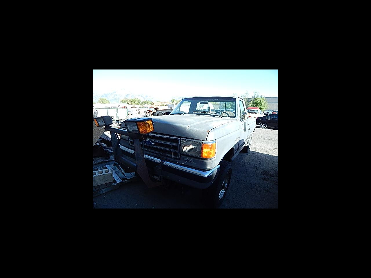 1991 Ford F-250 $1000