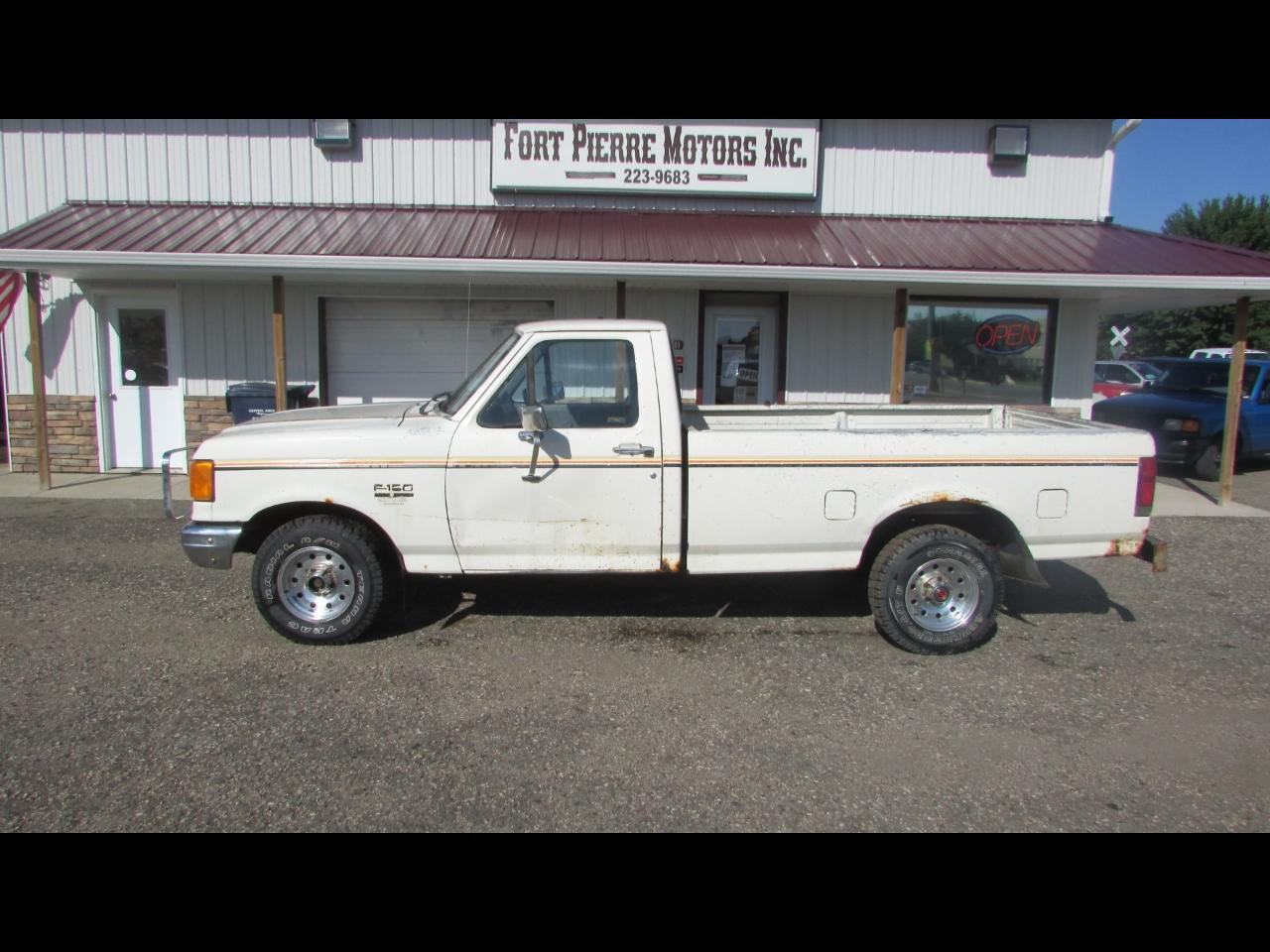 1987 Ford F-150 $1290