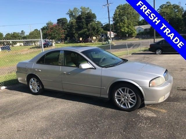 2005 Lincoln LS $999